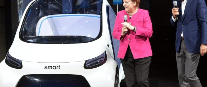 Electric Vehicle Policy in Germany and US