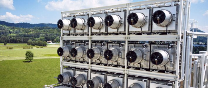 A Policy Roadmap for Negative Emissions Using Direct Air Capture