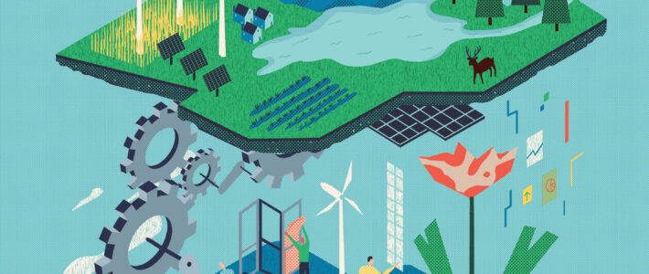 Creative Learning and Policy Ideas: The Global Rise of Green Growth